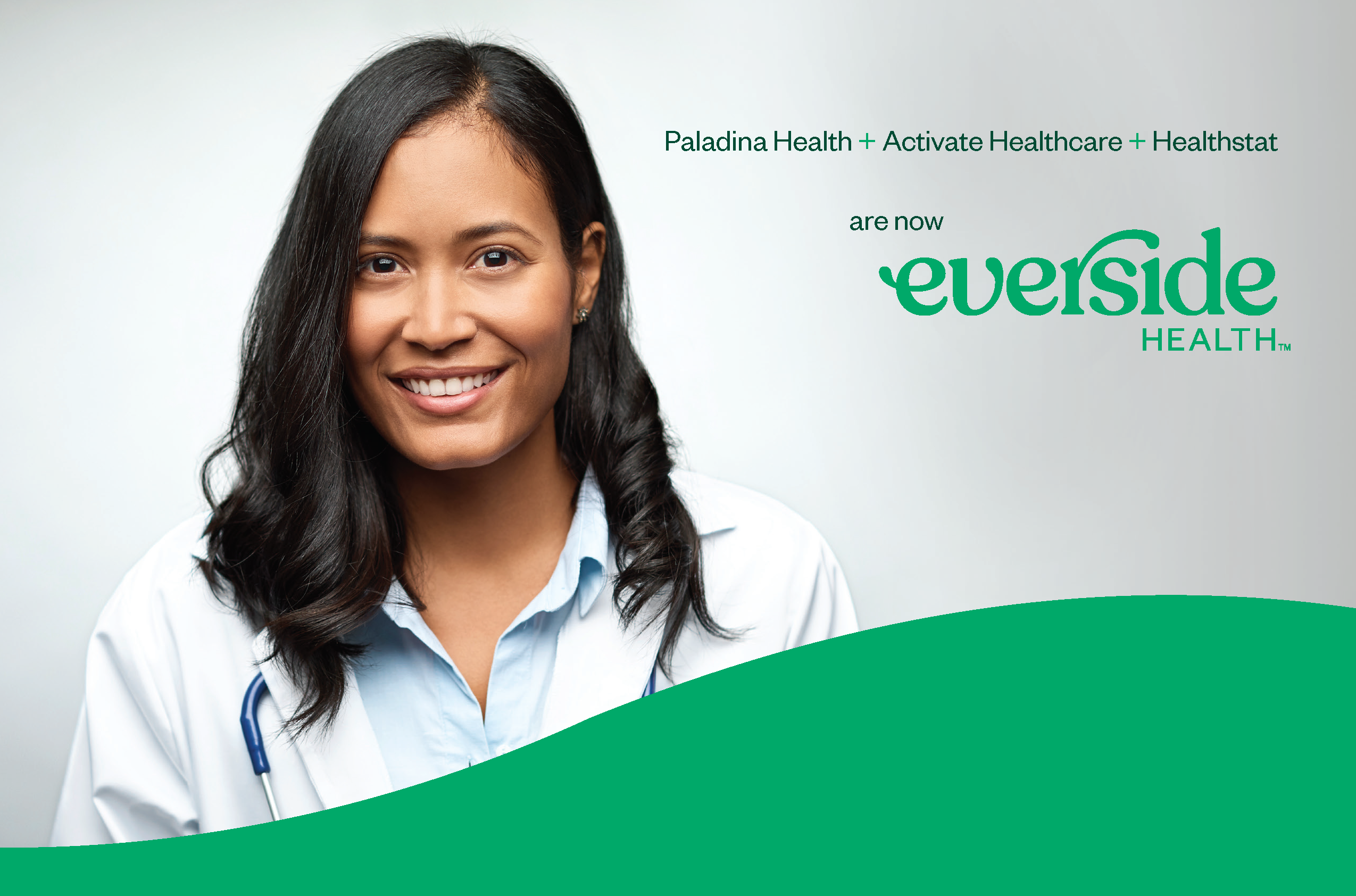 Paladina Health + Activate Healthcare + Healthstat are now Everside Health